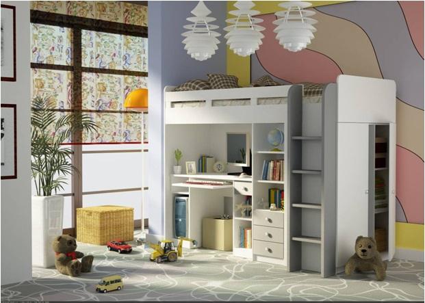 986dd549aea71 UNIT poschodová posteľ
