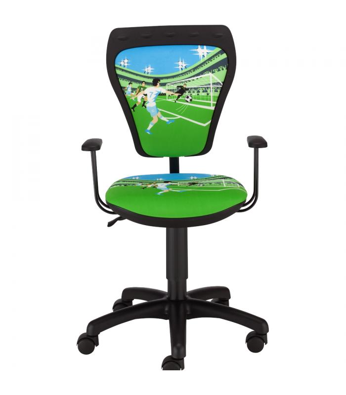 77f8c8d2b2bd2 Kancelária   MINISTYLE GTP + opierky GTP28 FIX, kancelárska stolička ...