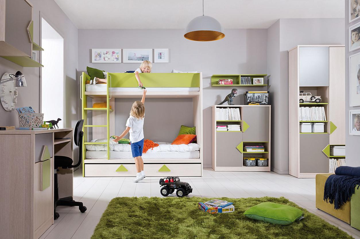STRZALKA detská izba