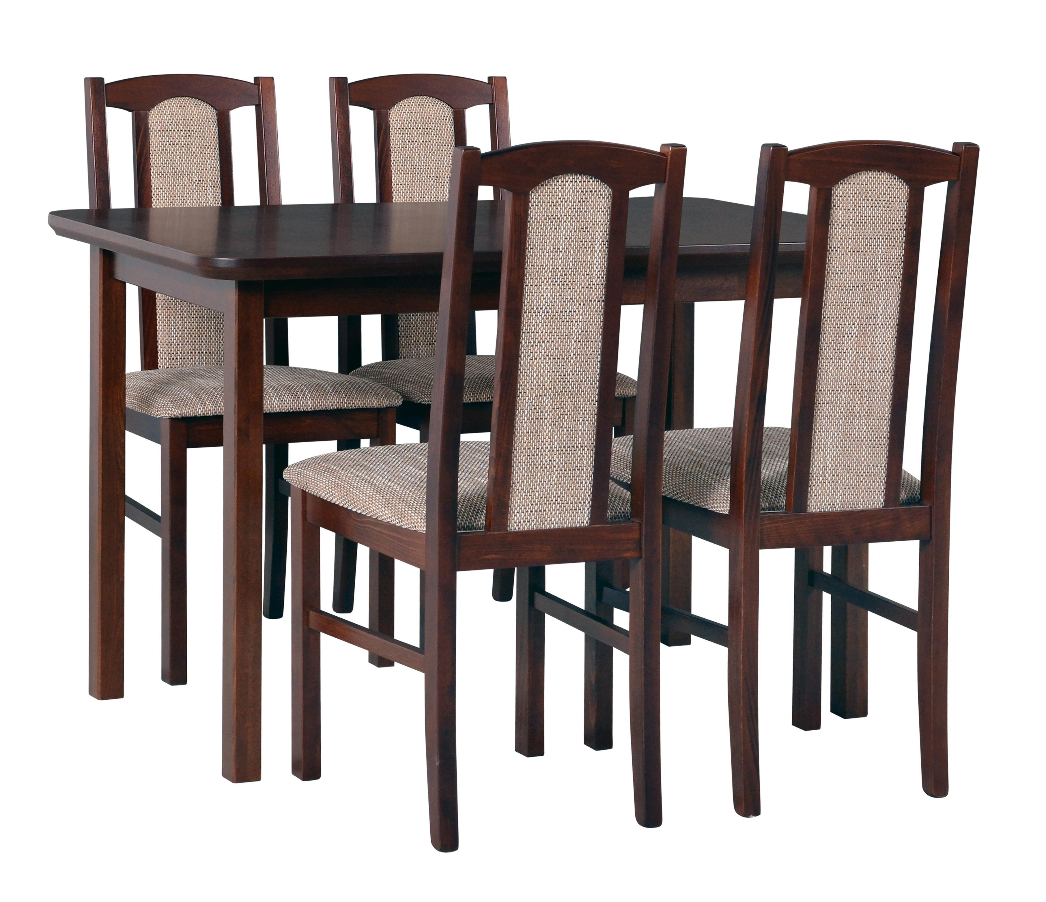 d716626942dc stôl MAX IV. + stolička BOSS VII. (1+4)