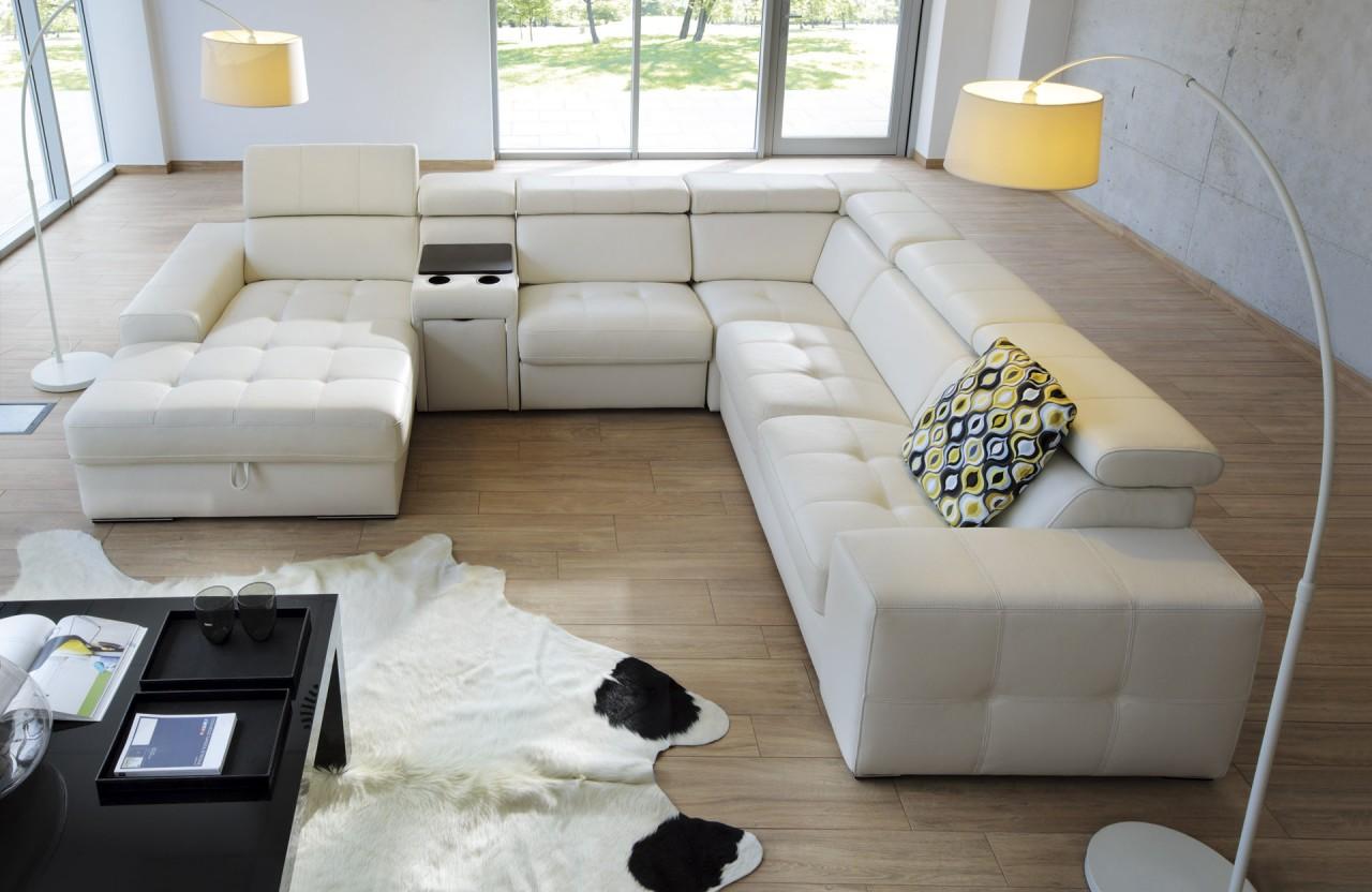 GIRRO kožená sedacia súprava do obývačky, elbyt.sk