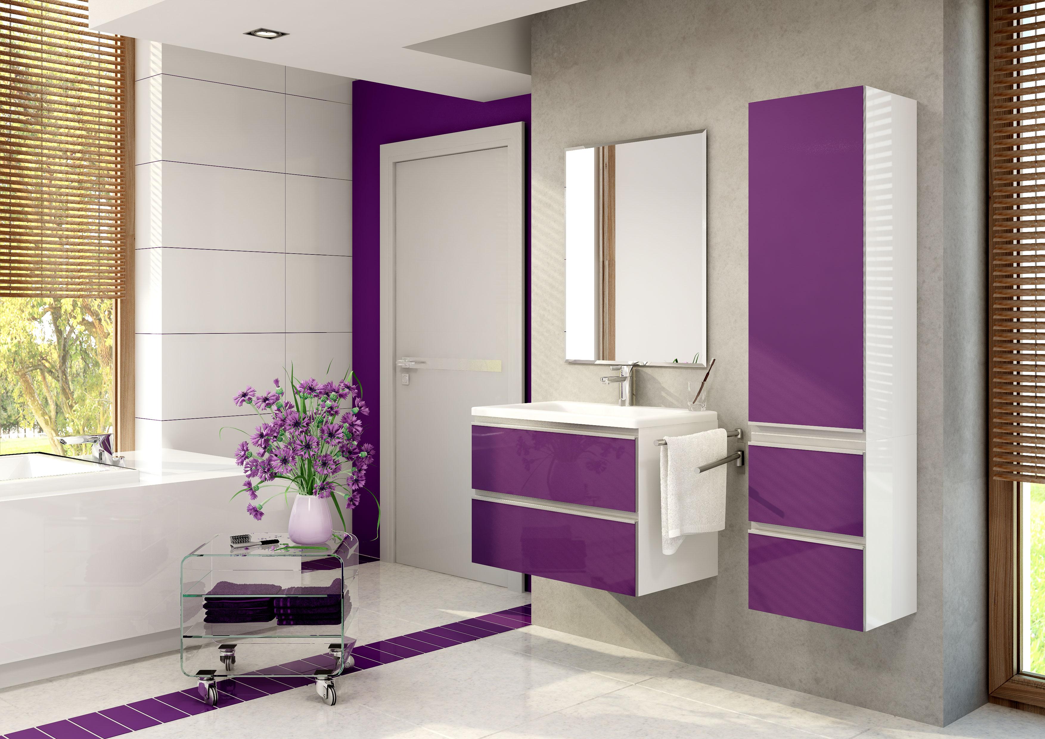 MADERA kúpelňový nábytok