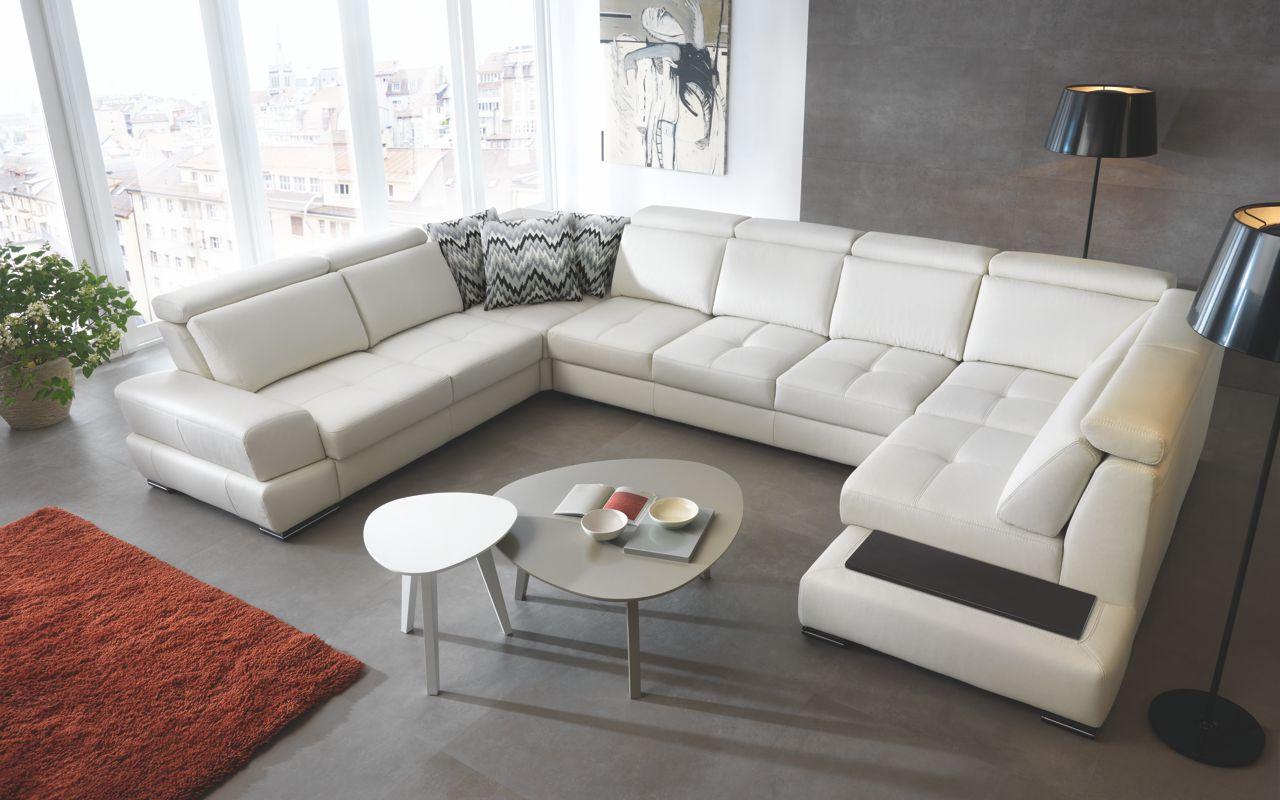 CAPRI kožená sedacia súprava do obývačky, elbyt.sk